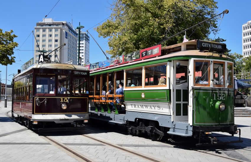Christchurch Tramway Ltd