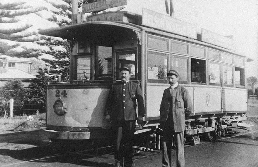 Auckland Electric Tramways
