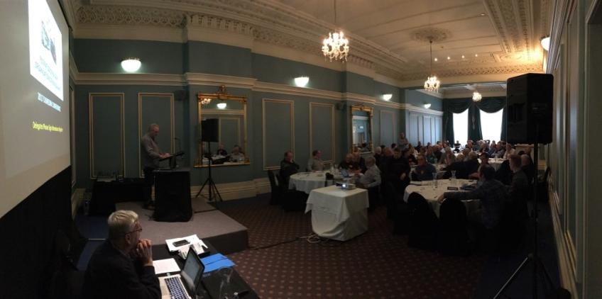 Dunedin - AGM in progress