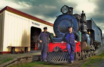 Feilding & Districts Steam Rail