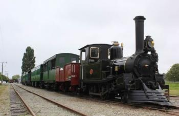 Pleasant Point Railway and Historical Society