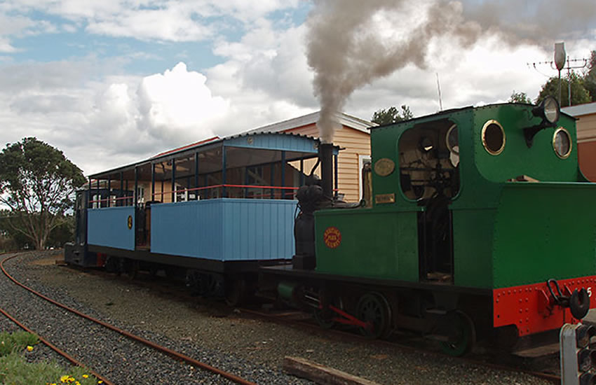 Whangarei Steam & Model Railway